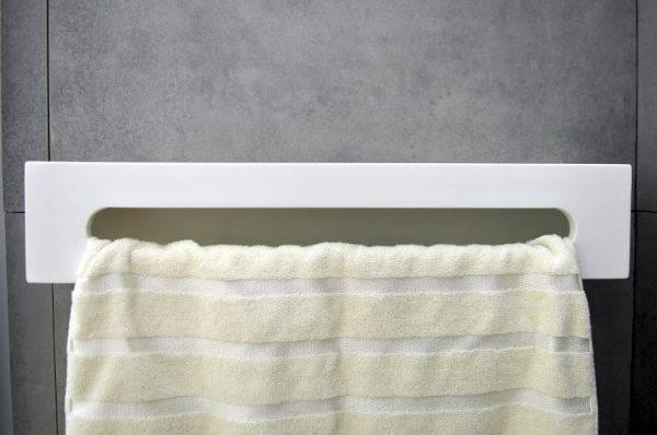 repisa para toallas