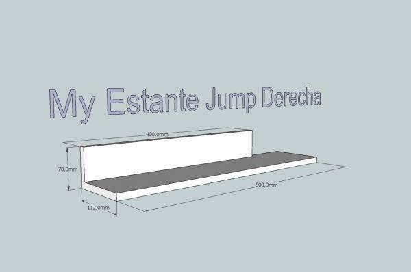 My Estante Jump derecha
