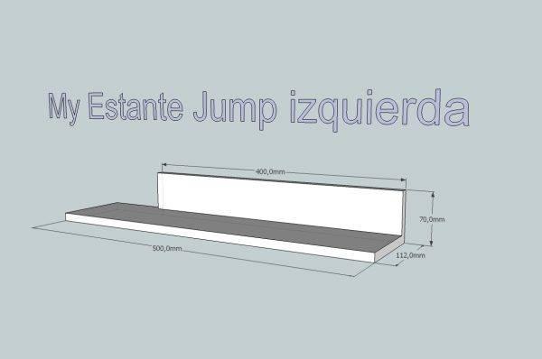 My Estante Jump izquierda