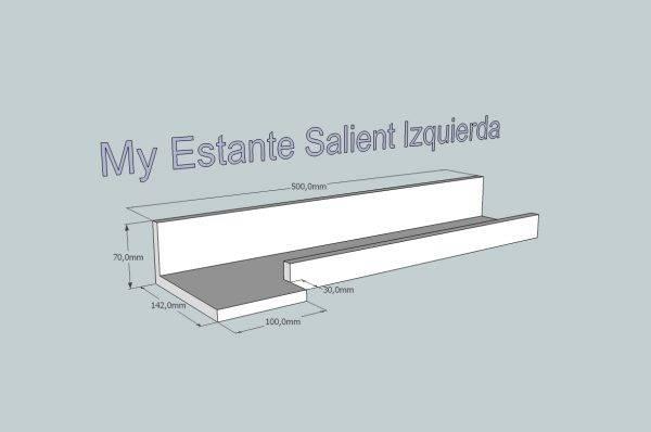 My Estante Salient Izquierda