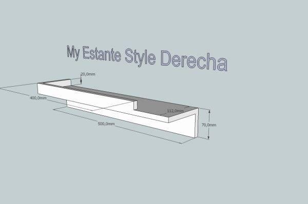 My Estante Style derecha
