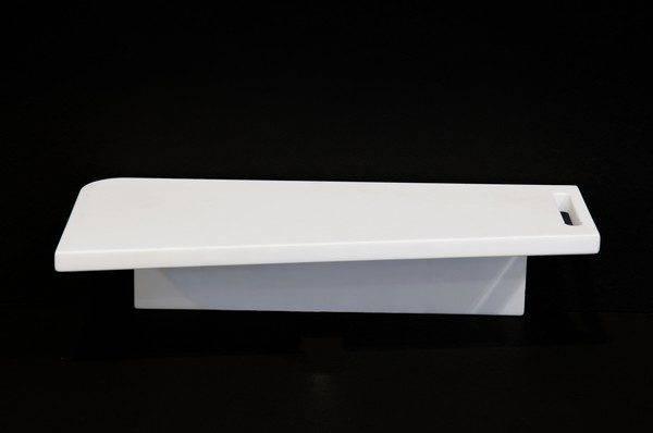 new angular de solid surface